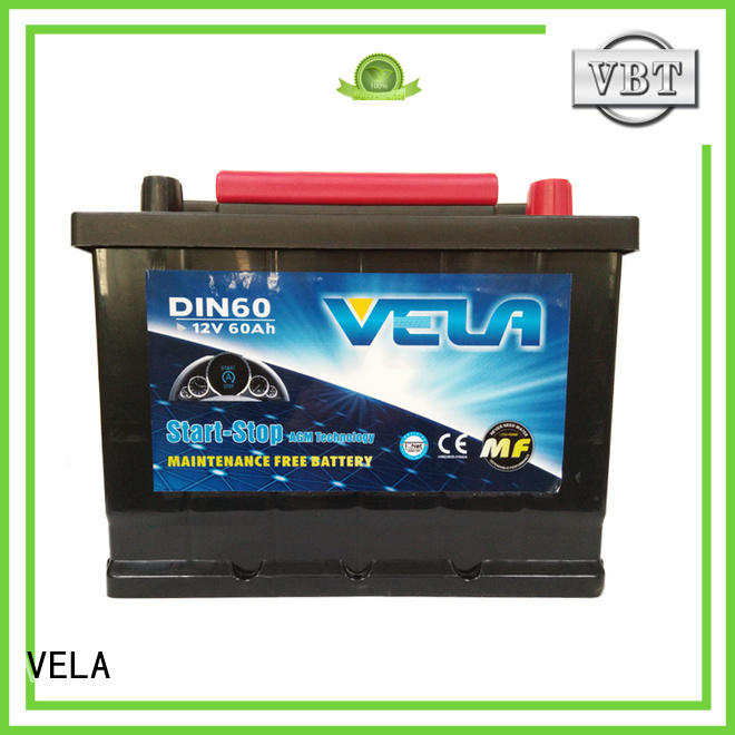 reliable start-stop battery widely applied for automobile