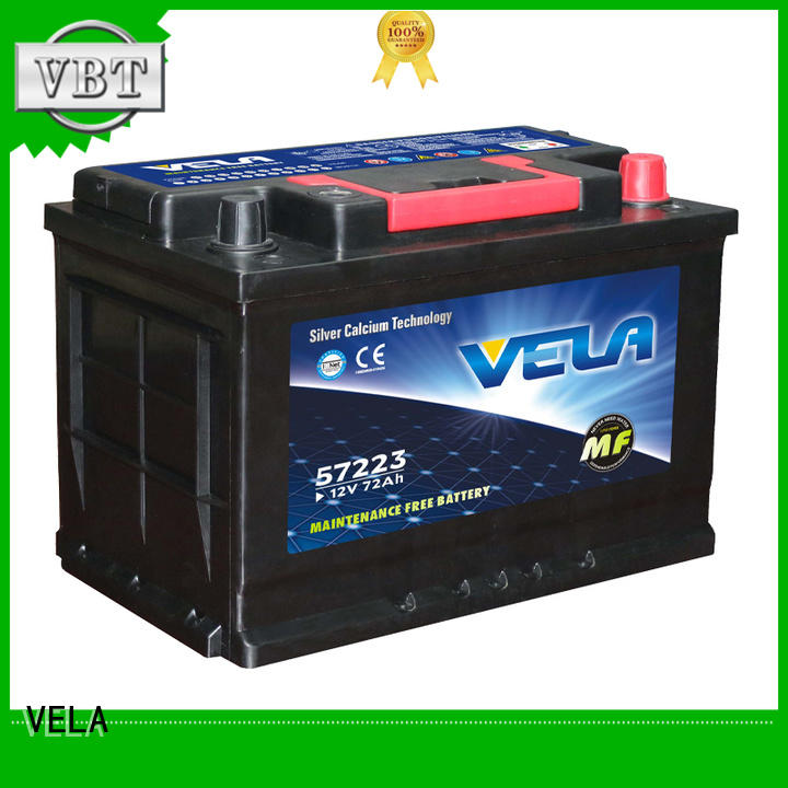 VELA high performance best battery for your car excellent for car