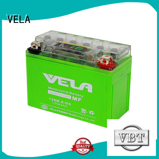 VELA cheap motorcycle batteries online great for autocycle