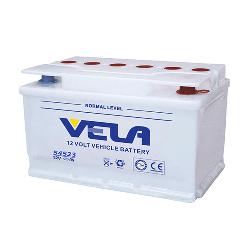 12V 45Ah Dry cell car battery automotive batteries DIN45L