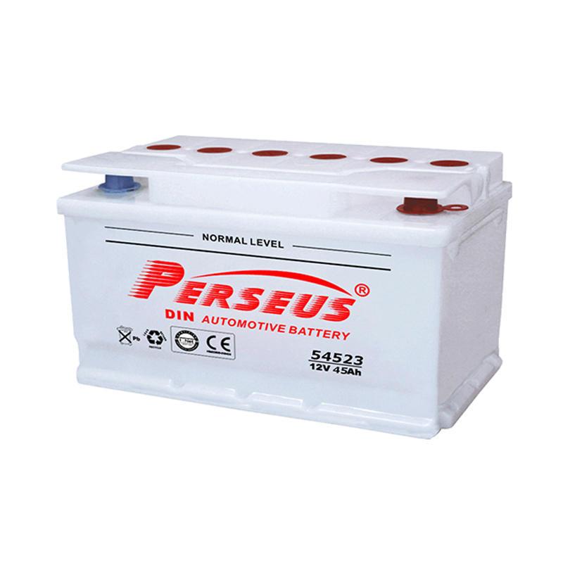 12V 45Ah Dry cell car battery automotive batteries DIN45L