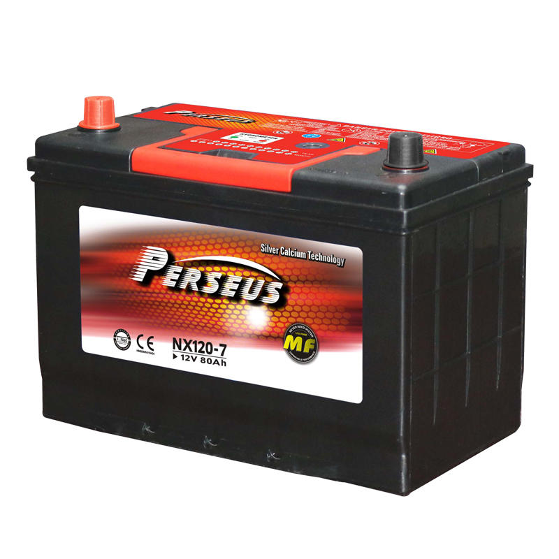 12V 80Ah Japanese standard car battery amps 95D31R