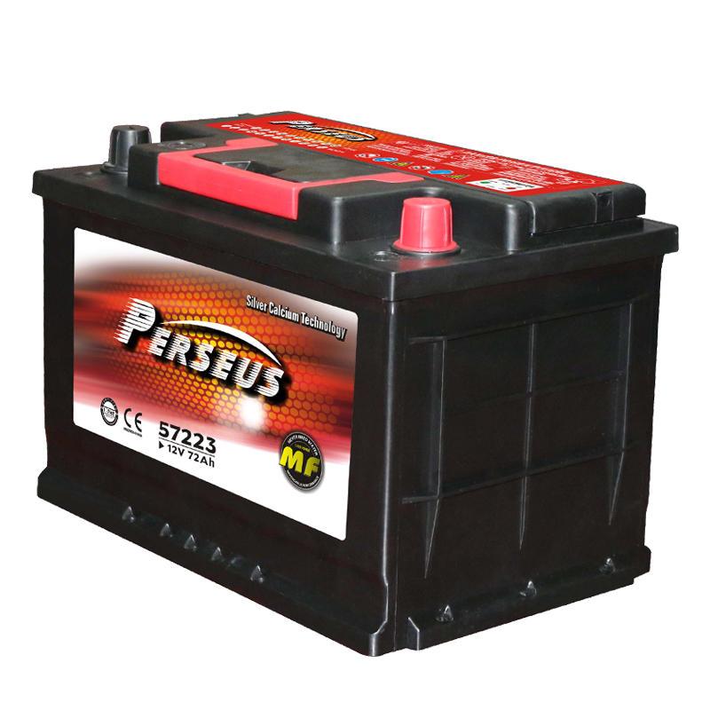 12V 72Ah vehicle battery best car battery brand DIN72L