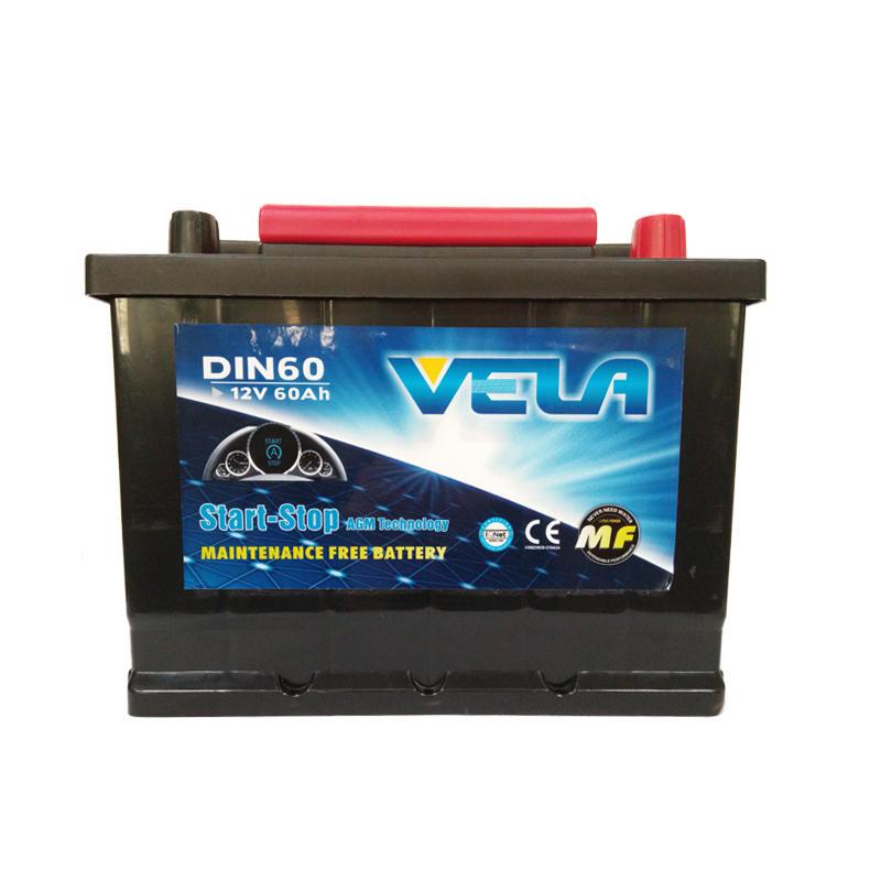 Start-stop battery