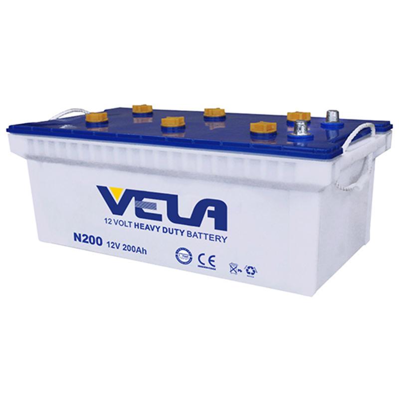 Dry cell battery heavy duty 12v battery N200L