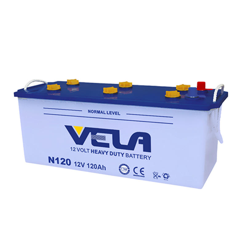 N120L 12V120Ah Battery Truck Heavy Duty