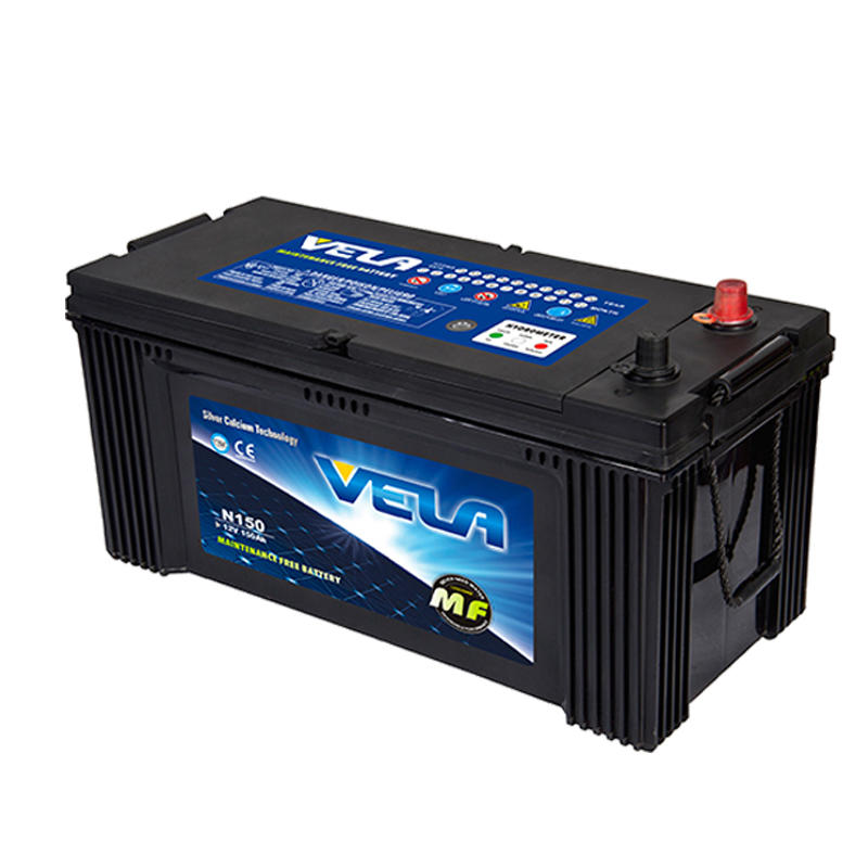 N150L 12V150Ah Heavy Duty Car Battery Wholesale Batteries