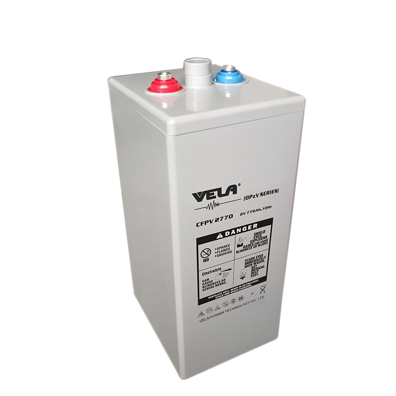 VELA traction battery best for alarm system
