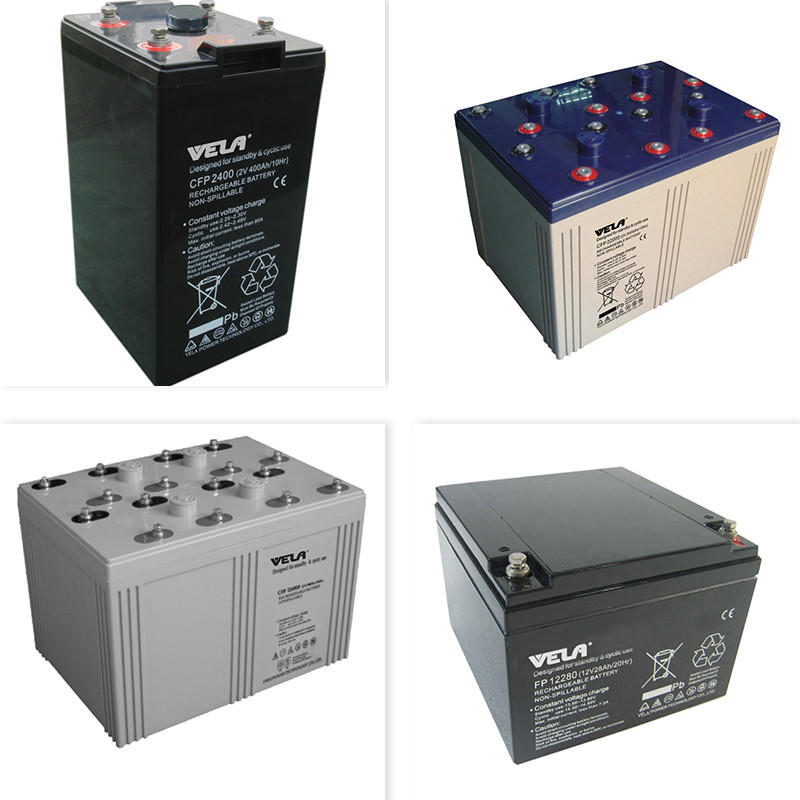VELA convenient traction battery marine equipment