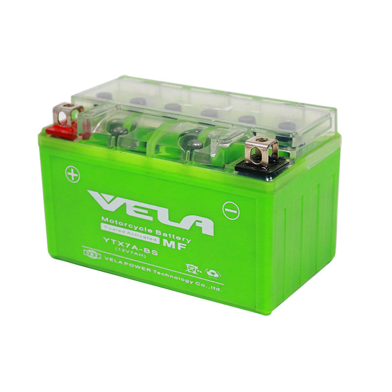 12v 7ah motorcycle battery gel battery YTX7A-BS