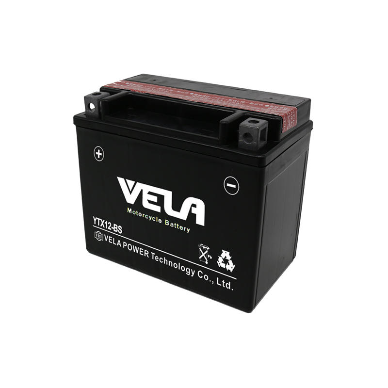 12v 12ah motorcycle battery motorbike battery YTX12-BS
