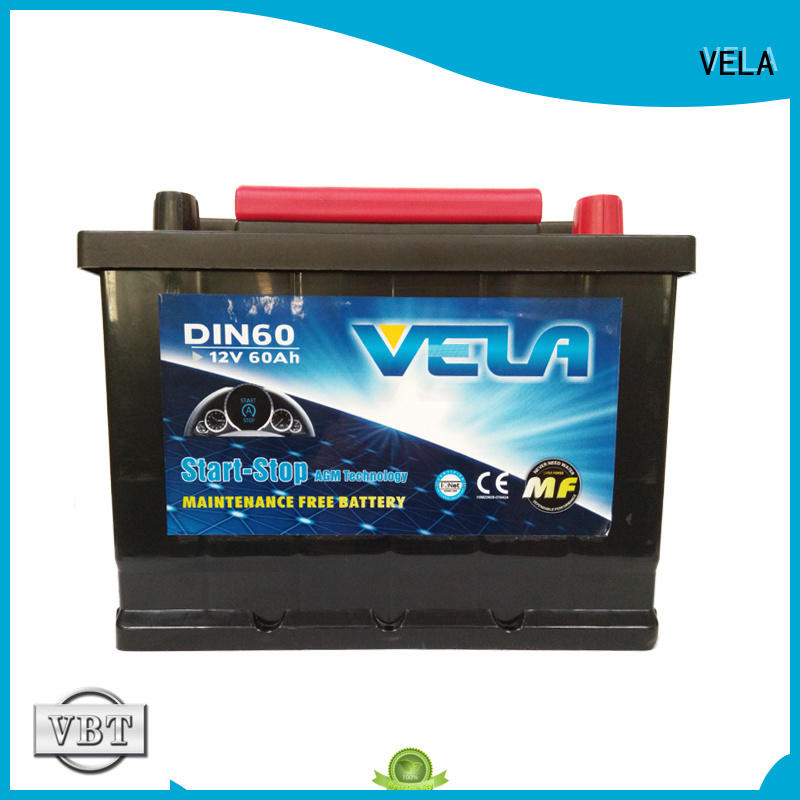 start-stop battery widely applied for car