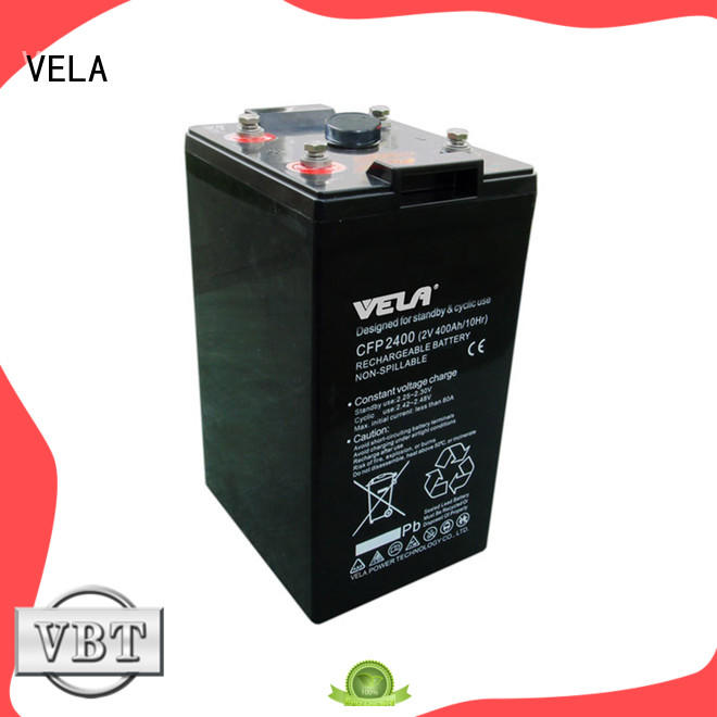 VELA industrial battery multi industries