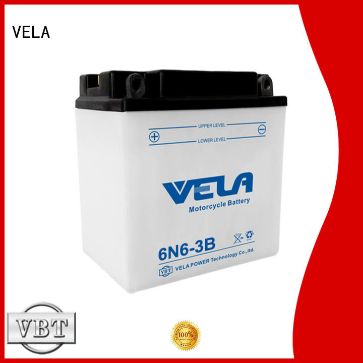 VELA reliable dry cell battery needed for