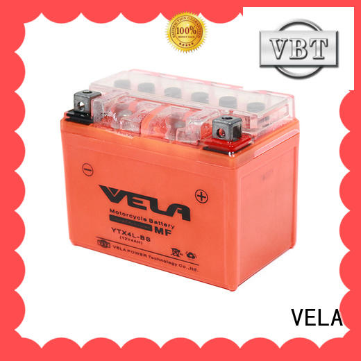 VELA motorcycle battery pack perfect for autocycle
