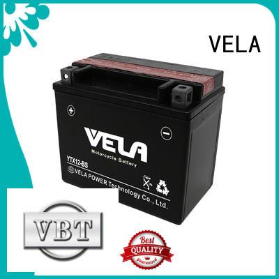 VELA 12v 12ah battery motorbikes