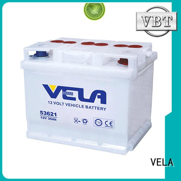 VELA best car battery brand ideal for vehicle