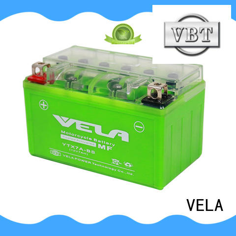 VELA gel type battery perfect for autocycle