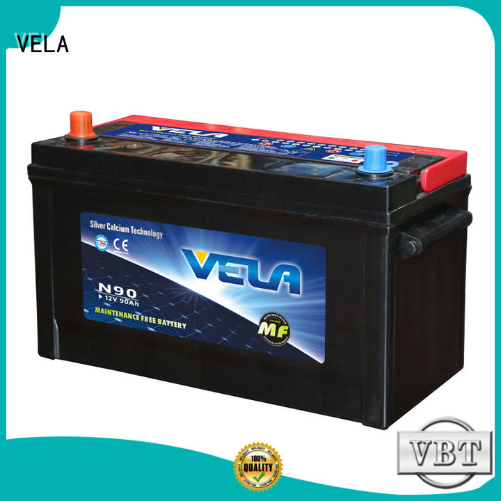 VELA where to get a car battery widely employed for automobile