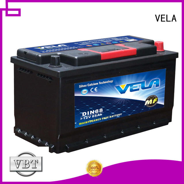 VELA automotive battery automobile