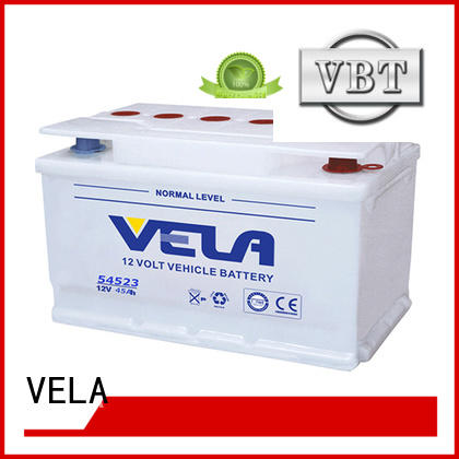 VELA best car battery brand great for car