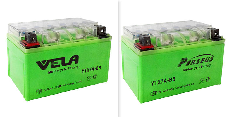 VELA longer cycle life maintenance free high performance motorcycle battery popular for motorcycle industry-1