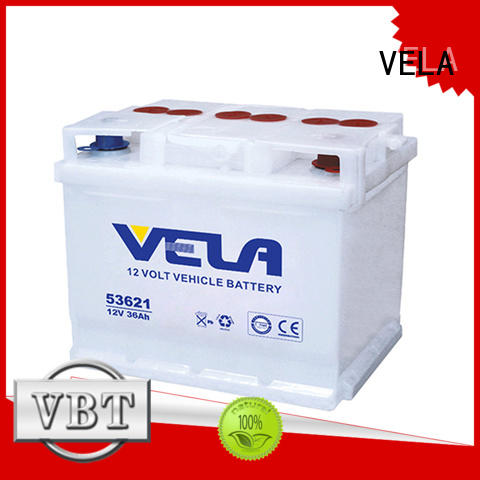 VELA car battery suppliers vehicle industry