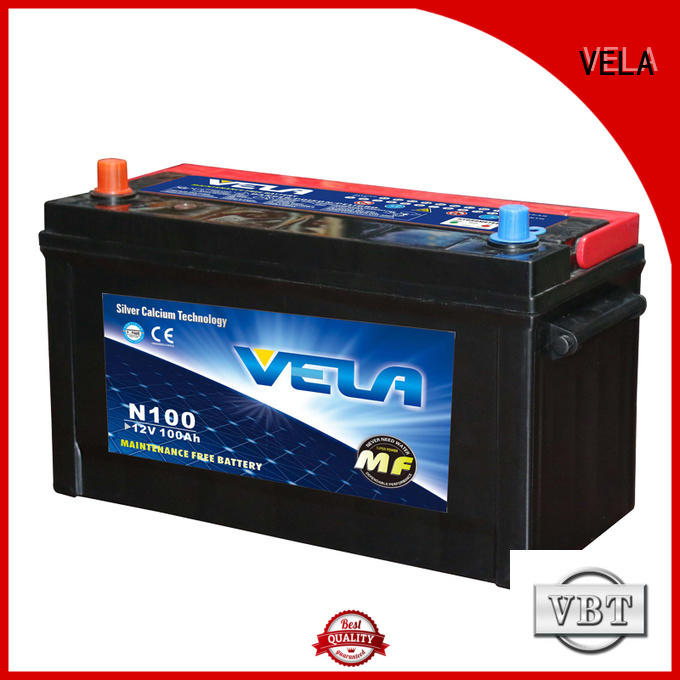 VELA high grade buy car battery near me widely employed for vehicle