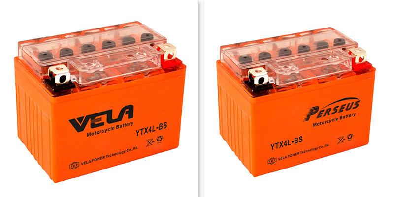 VELA gel motorcycle battery popular for motorcycle industry-1