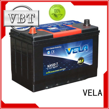 VELA best car battery needed for car