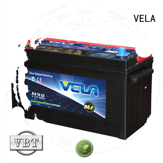 VELA car batteries needed for car industry