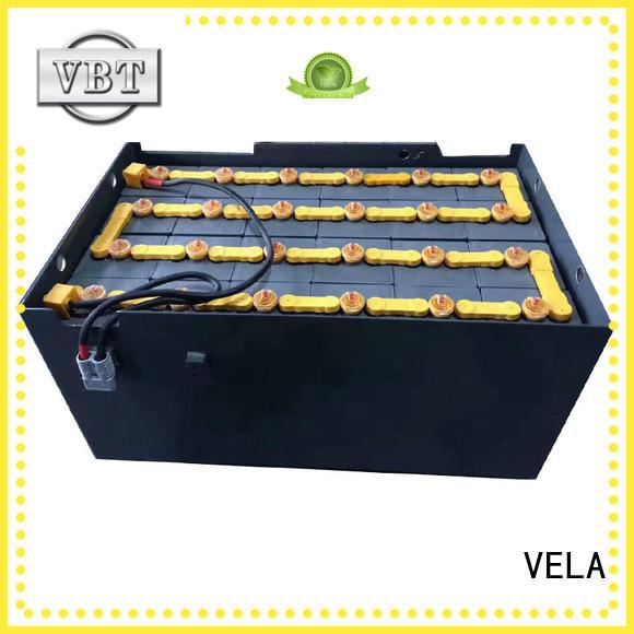VELA traction battery best for alarm system