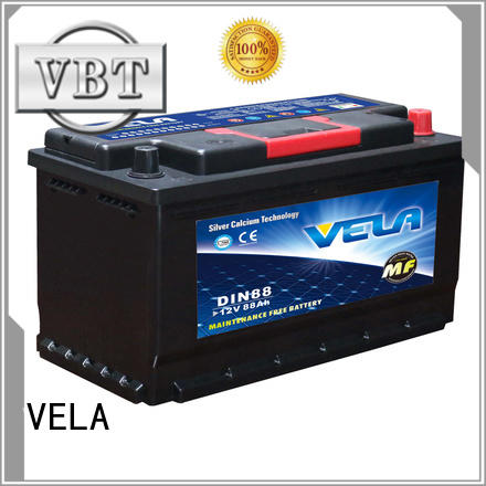 VELA best car battery needed for automobile