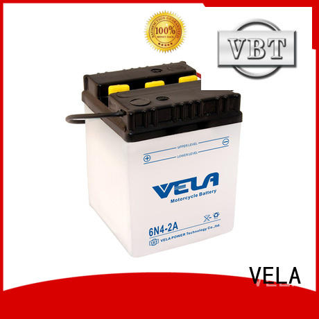 professional lead acid motorcycle battery widely employed for