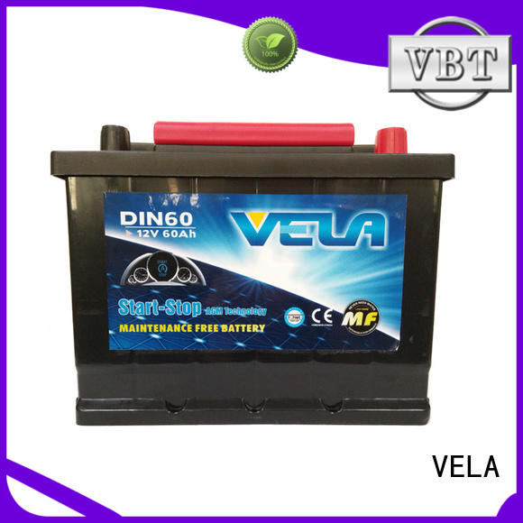 reliable agm start stop battery satisfying for vehicle