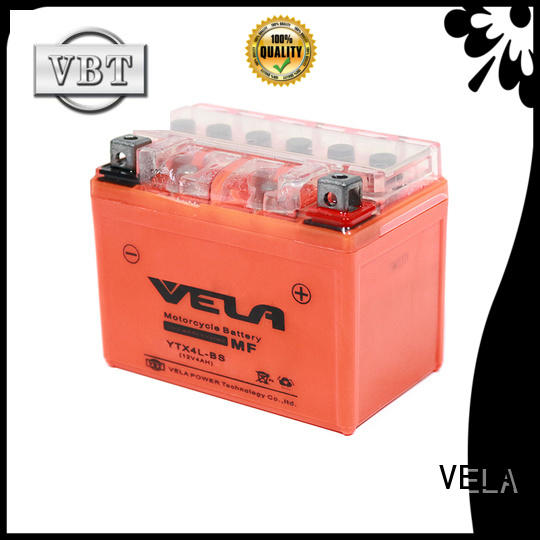VELA which battery is best for car? popular for autocycle