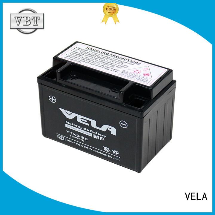 VELA mf battery best for motorbikes