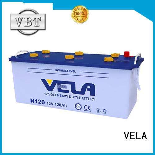 VELA high conductivity commercial battery popular for auto