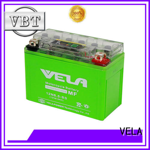 durable gel cell motorcycle battery suitable for autocycle