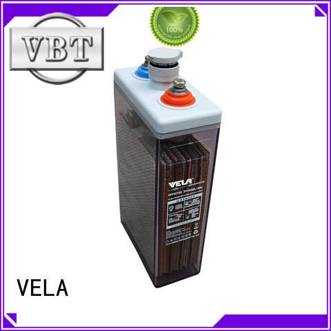 VELA maintenance free battery alarm system