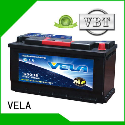 VELA best car battery excellent for car
