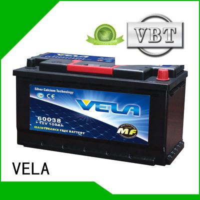 VELA best car battery excellent for car