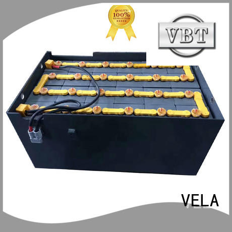 VELA durable traction battery ideal for many industries