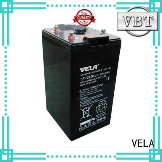 VELA industrial battery satisfying for multi industries