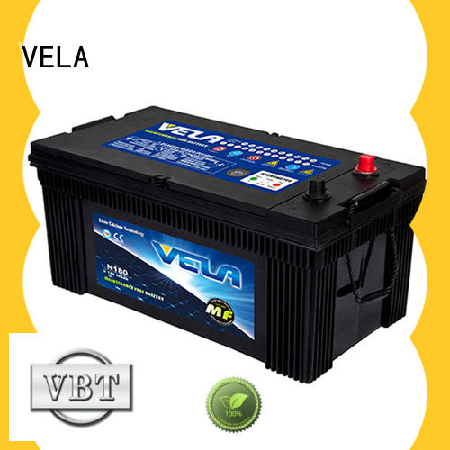 VELA efficient best choice for tractor
