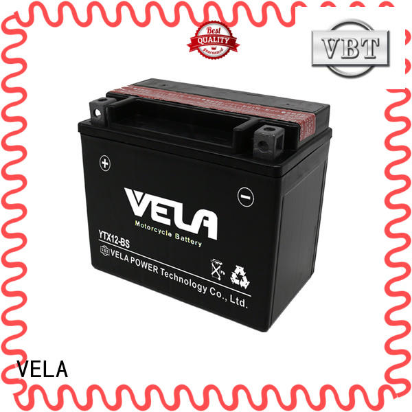 economical 12v 6ah motorcycle battery satisfying for motorbikes