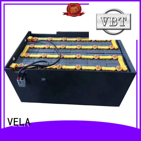 VELA high performance traction battery great for UPS system