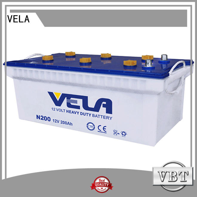 VELA efficient heavy duty battery excellent for tractor
