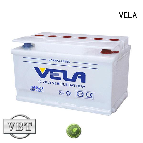 VELA safe top rated car batteries car