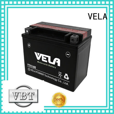 reliable dry cell motorcycle battery widely used for motorbikes